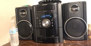 5cd changer radio iPod dock for Sale in Vinton, VA