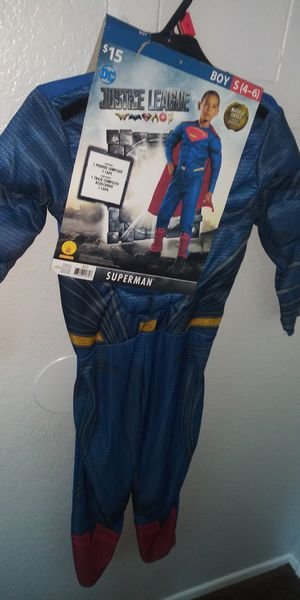 Superman Costume for Sale in Riverside, CA