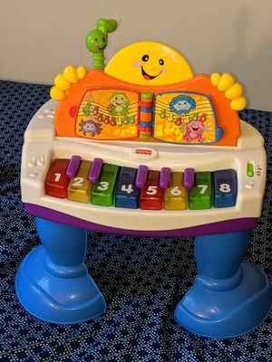 Fisher Price music table for Sale in Brentwood, NC