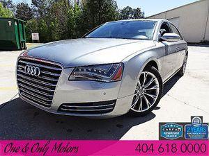 2013 Audi A8 L for Sale in Atlanta, GA