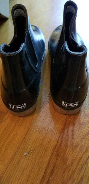 LL bean Rain boots size 10 for Sale in Saugus, MA