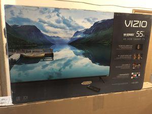 """VIZIO M55-F0 55"""" 4K UHD HDR LED SMART TV 120HZ 2160P *FREE DELIVERY* for Sale in Everett, WA"""