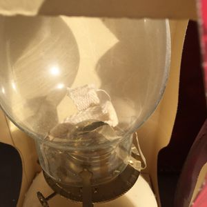 Vintage Gas Lamp And Lamp Oil - Still In Box Never Used for Sale in Escondido, CA