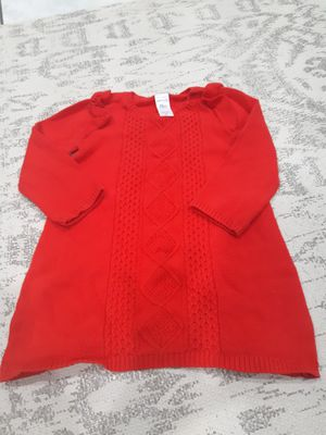 Carter's 18MONTHS knit Dress for Sale in San Fernando, CA
