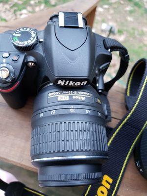 Nikon D3200 with 2 Lenses for Sale in Murfreesboro, TN