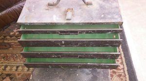 Old Machanic Tool Box for Sale in Placentia, CA