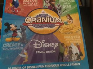Disney game and puzzle for Sale in Croydon, PA