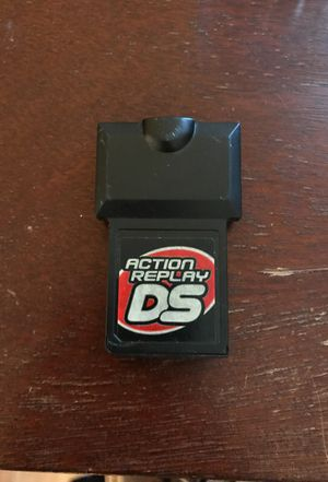 Action Replay DS (Cheat code device) for Sale in San Diego, CA