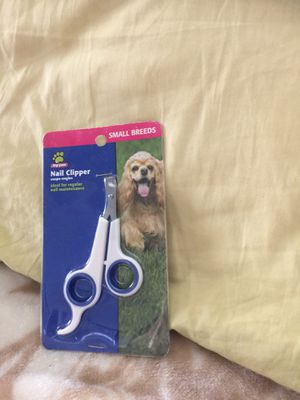Top paw small breed nail clipper for Sale in Renton, WA