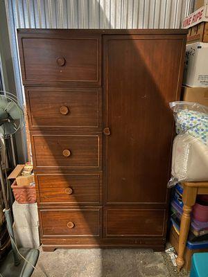 Antique Cedar Armoire for Sale in Takoma Park, MD