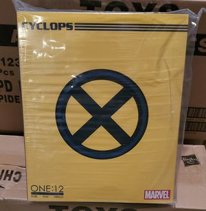 Mezco one 12 collective X-Men Cyclops for Sale in Mount Dora, FL