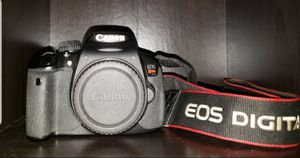 Canon 650d with two lenses for Sale in Boca Raton, FL