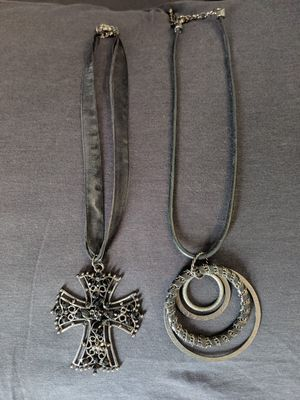Costume jewelry necklaces for Sale in Shorewood, IL