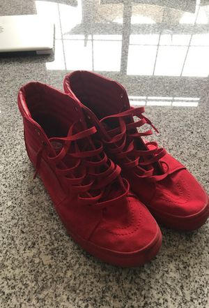 SIZE 10.5 VANS for Sale in Bolingbrook, IL