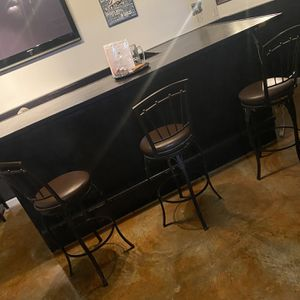 Bar And Bar stools for Sale in Blythewood, SC