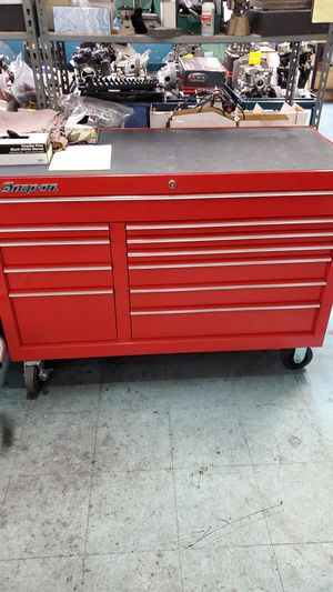 Snap on tool box for Sale in Fountain Valley, CA