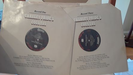 Album set(6) Charlie Pride for Sale in Monroe,  GA