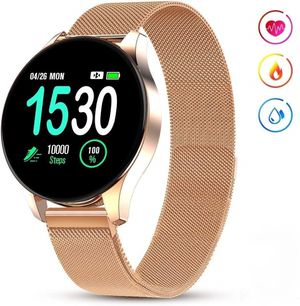 GOKOO Smart Watch All-Day Heart Rate Blood Pressure Sleep Monitor IP67 for Sale in Los Angeles, CA