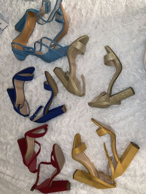Heels & boot for Sale in Round Rock, TX