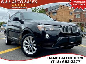 2017 BMW X3 for Sale in The Bronx, NY