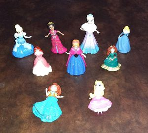 Princess figures (12) for Sale in San Diego, CA