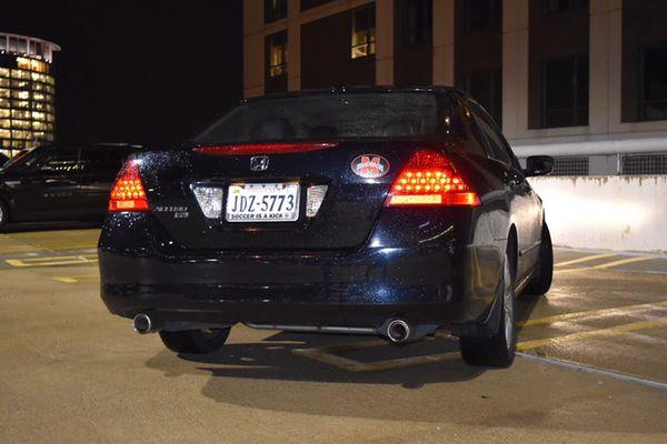 Honda Accord 2007 ex-l v6 sedan