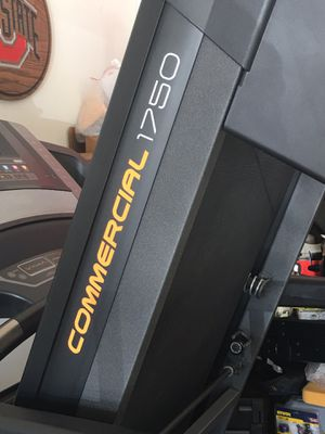 Nordictrack Commercial 1750 Treadmill for Sale in Gibsonton, FL