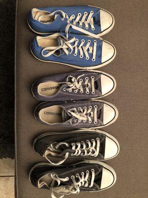 Converse Men's or Boys 6, Woman's 8 for Sale in Phoenix, AZ