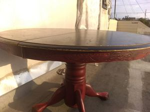 Kitchen table and two chairs for Sale in Hanford, CA