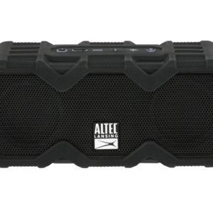 Altec Lansing - Mini LifeJacket Portable Bluetooth Speaker - Black for Sale in Miami, FL