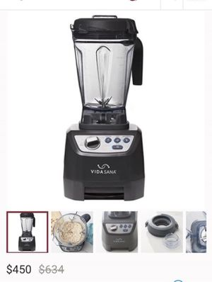 Princess House High Power Blender for Sale in San Jose, CA