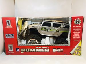 Radio Control HUMMER H2 for Sale in Antelope, CA