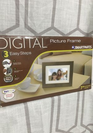 Digital picture frame for Sale in Upland, CA