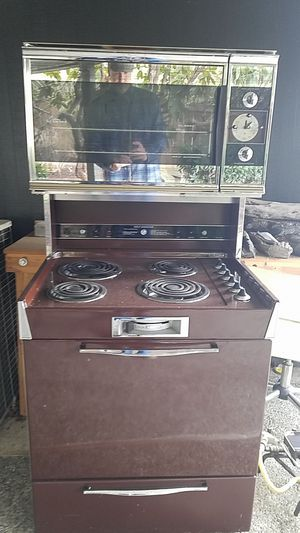 Classic Sears Kenmore double oven and stove for Sale in Bellevue, WA