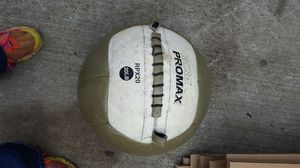 Rhino promax 20lb ball for Sale in Fresno, CA