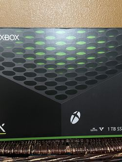 Microsoft Xbox Series X 1TB Video Game Console 🔥 Black 🔥 NEW FACTORY SEALED for Sale in San Diego,  CA