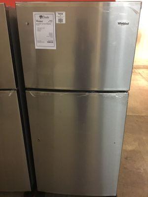 New Stainless Steel 19 CuFt Top Mount Refrigerator Fridge for Sale in Gilbert, AZ