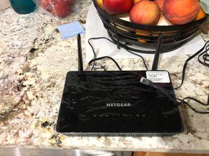 Net gear router. for Sale in Ocean Shores, WA