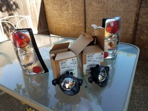 Fog lights and stop of Nissan and jeep for Sale in Livermore, CA