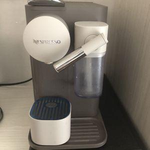 Nespresso Latissima one. Espresso and coffee maker for Sale in Jupiter, FL