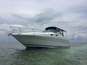 2000 Sea Ray Sundancer 270 for Sale in Miami, FL