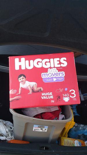 Huggies little movers for Sale in San Bernardino, CA