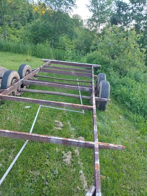 Duel axle trailor for Sale in Avoca, NY
