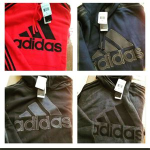 These are Brand new Authentic Adidas hoodies for Sale in Rex, GA