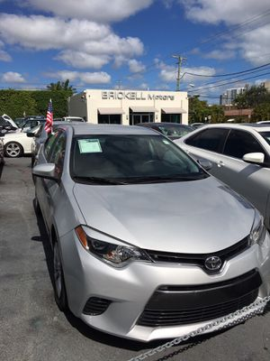 Toyota Corolla L 2015! for Sale in Miami, FL