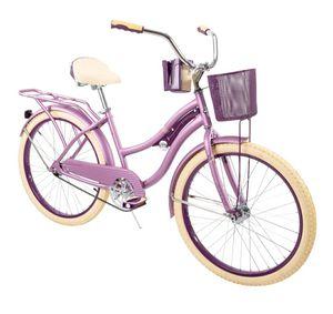 "*BRAND NEW* Huffy 24"" Nel Lusso Girls' Cruiser Bike Purple Satin for Sale in Atlanta, GA"