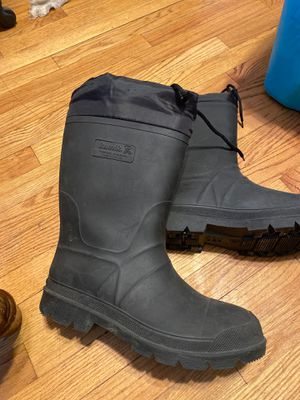 Kamik boots men for Sale in Chicago, IL