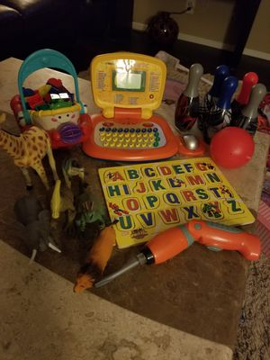 Vtech laptop and other toys for Sale in Santa Maria, CA