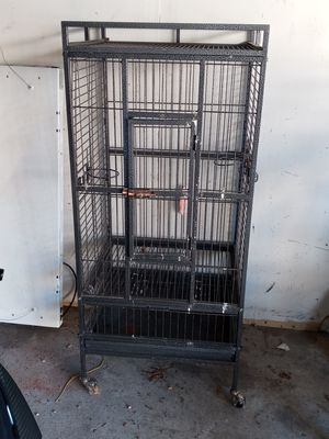 Large bird cage for Sale in Melvindale, MI