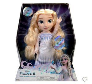 Frozen 2 elsa doll for Sale in Vallejo, CA